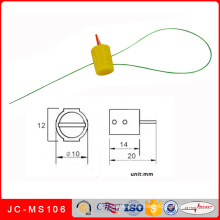 Jc-Ms106 Cylindrical Plastic Twist Meter Seal